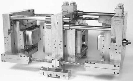 精密注塑模具专业生产制造商