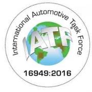 IATF16949汽车行业质量管理体系认证证书